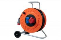 Przedłużacz na kółkach fi 420 16A 5p, 2x230V, OW 5x2,5 /30m/