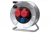 Разветвитель на металлическом барабане 2x32/5,1x230В