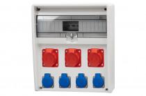 Распределительный щит 17S ULISSE 3x32/5, 4x230В