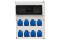 Rozdzielnica 13S FEMO 8x230V /13 modułów/