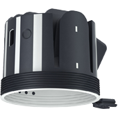 Obudowa opraw do wbudowania ThermoX LED 86x70