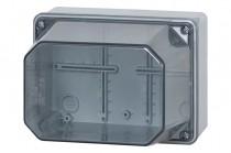 Puszka hermetyczna FG 150x110x140 wysoka pokrywa przeźroczysta