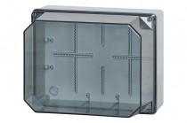 Puszka hermetyczna FG 190x140x140 wysoka pokrywa przeźroczysta