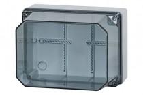 Puszka hermetyczna FG 240x190x160 wysoka pokrywa przeźroczysta