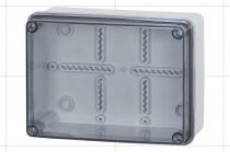 Puszka hermetyczna FG 150x110x70 pokrywa przeźroczysta