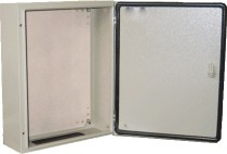 Szafa metalowa 600x600x200 mm IP66