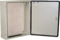 Szafa metalowa 800x600x250 mm IP66