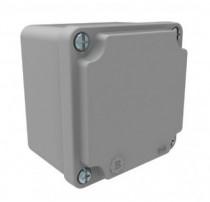 Puszka aluminiowa 80mm x 80mm x 60mm IP67