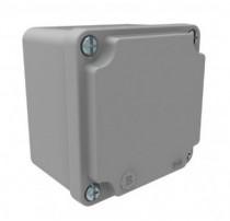 Puszka aluminiowa 80mm x 80mm x 73mm IP67