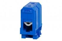 Клеммная колодка LZ в корпусе 1x120мм кв. – 240мм кв.- голубой