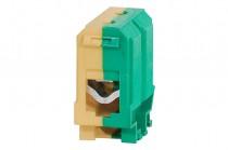 Клеммная колодка LZ в корпусе 1x120мм кв. – 240мм кв. - желто-зеленый