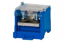 Blok rozdzielczy WBR 250A 1x120 / 8x16 niebieski