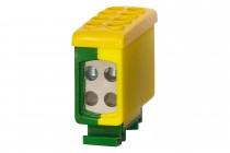 LZ w korpusie 4x16mm2 / 4x16mm2 - żółto/zielona