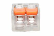 Szybkozłączka uniwersalna 2-styki (0,14-4mm2)