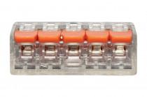 Szybkozłączka uniwersalna 5-styki (0,14 - 4mm2)