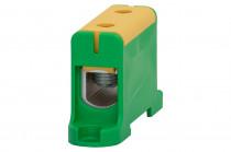 LZ w korpusie (ZU 1-torowa) 16mm2-95mm2-żółto/zielona