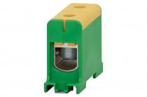 LZ w korpusie (ZU 1-torowa) 35mm2-150mm2-żółto/zielona