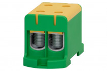 LZ w korpusie (ZU 1-torowa) 2x95/2x95mm2-żółto/zielona