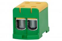 LZ w korpusie (ZU 1-torowa) 2x150/2x150mm2-żół/zielona