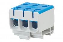 LZ w korpusie (ZU 1-torowa) 3x50/3x50mm2-niebieska