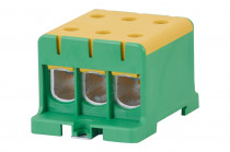 LZ w korpusie (ZU 1-torowa) 3x95/3x95mm2-żółto/zielona