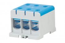 LZ w korpusie (ZU 1-torowa) 3x150/3x150mm2-niebieska