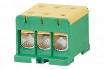 LZ w korpusie (ZU 1-torowa) 3x150/3x150mm2-żółto/zielona