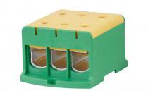 LZ w korpusie (ZU 1-torowa) 3x240/3x240mm2-żółto/zielona