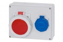 Rozdzielnica R-190 16A 5p, 230V  IP65
