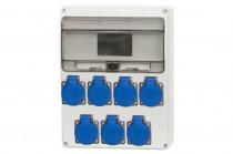 Rozdzielnica LAGO 7x230V /11 modułów/