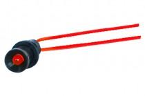 Диодный индикатор 5/230В-красный