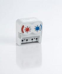 Termostat do ogrzewana i chłodzenia NC/NO 0-60