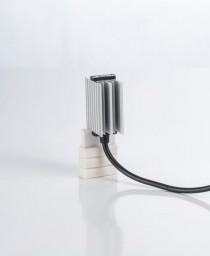 Grzejnik mini PTC 15W z przewodem 30cm