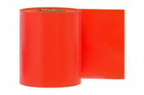 Folia kablowa czerwona szerokość 200mm, grubość 0,2mm