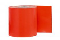 Folia kablowa czerwona szerokość 200mm, grubość 0,3mm