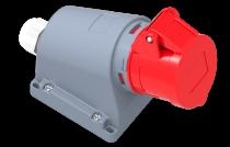 Gniazdo siłowe stałe 16A 4p IP44 /FE/