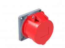 Gniazdo tablicowe proste 32A 5p IP44 /FE/