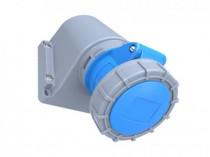 Gniazdo przemysłowe stałe 16A 3p 220V-250V IP67 /FE/