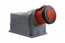Gniazdo siłowe stałe 125A 5p /FE/ IP67