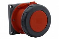 Gniazdo siłowe tablicowe proste 125A5p /FE/ IP67